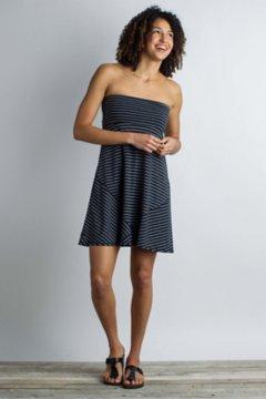 Wanderlux Stripe Convertible Skirt, Black, medium