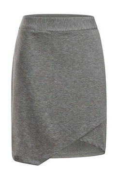 Wanderlux Vita Skirt, Road Heather, medium