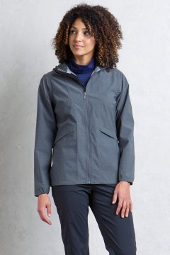 Caparra Jacket, Black Heather, medium