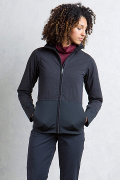 Greystone Jacket, Black, medium