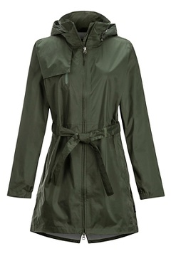 Women's Sunbury Trench, Nori, medium