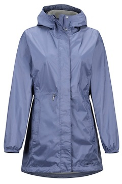 Women's Lagoa Jacket, Blue Heron, medium