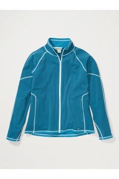 Women's Lateral Jacket, Atlantic, medium