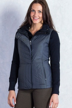 Cosima Vest, Black, medium
