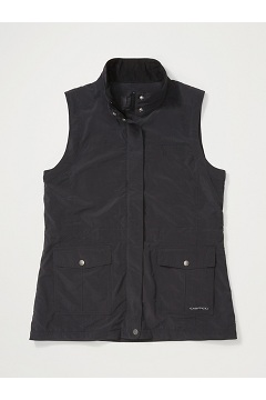 Women's FlyQ Vest, Black, medium