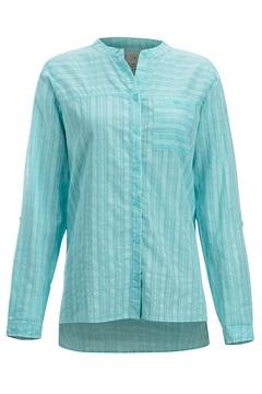 BugsAway Collette LS Shirt, Mystic Blue, medium