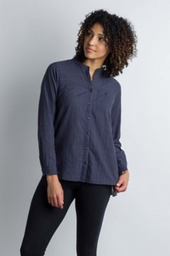 BugsAway Collette L/S, Carbon, medium