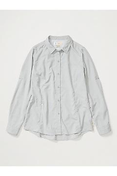 Women's BugsAway Brisa Long-Sleeve Shirt, Nori, medium