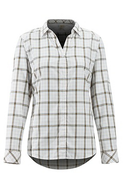 BugsAway Deia LS Shirt, White, medium