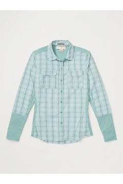 Women's BugsAway Mayfly Long-Sleeve Shirt, Trellis, medium