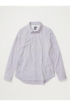 Women's BugsAway Nosara Long-Sleeve Shirt, Lavender Aura, medium