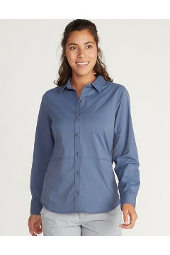 Women's BugsAway Nosara Long-Sleeve Shirt, Storm, medium