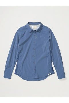 Women's BugsAway Rhyolite Long-Sleeve Shirt, Storm, medium