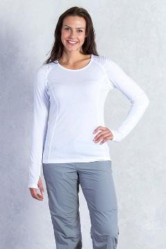 BugsAway Lumen LS Shirt, Algiers Blue, medium