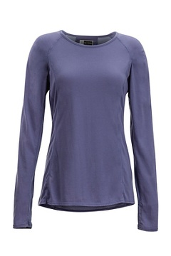 BugsAway Lumen LS Shirt, Blue Heron, medium