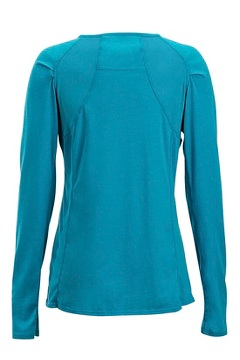 BugsAway Lumen LS Shirt, Algiers Blue, medium