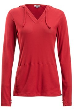 BugsAway Lumen Hoody, Bolero Red, medium