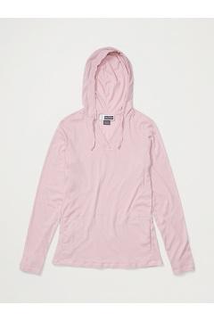 Women's BugsAway Lumen Hoody, Pink Sand, medium
