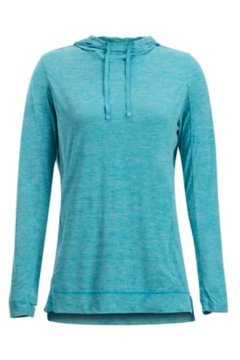 BugsAway Sol Cool Kaliani Hoody, Algiers Blue, medium