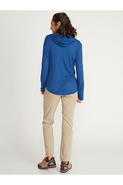 Women's BugsAway Lumen Full-Zip Hoody, Vineyard, medium