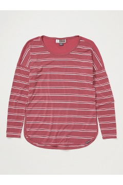 Women's BugsAway Wanderlux Cianorte Long-Sleeve Shirt, Tea Rose, medium