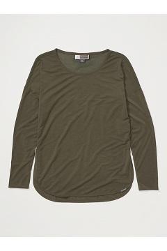 Women's BugsAway Wanderlux Cianorte Long-Sleeve Shirt, Nori, medium
