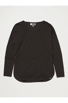 Women's BugsAway Wanderlux Cianorte Long-Sleeve Shirt, Black, medium
