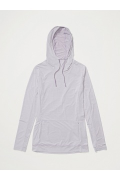 Women's BugsAway Sol Cool Kaliani Hoody, Lavender Aura Heather, medium