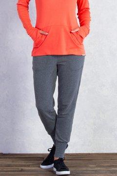 BugsAway Quietude Pant - 32'' Inseam, Charcoal Heather, medium