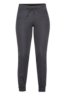 Women's BugsAway Della Jogger Pants, Black, medium