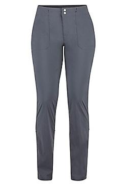Women's BugsAway Vianna Pants, Carbon, medium
