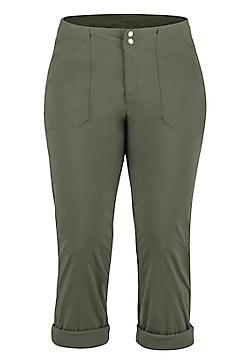 Women's BugsAway Vianna Pants - Petite, Nori, medium