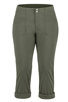 Women's BugsAway Vianna Pants - Petite, Nori, medium