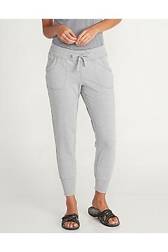 Women's BugsAway Quietude Pants, Sleet Heather, medium