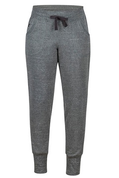 Women's BugsAway Quietude Pants, Charcoal Heather, medium