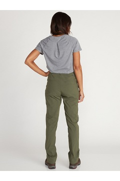 Women's BugsAway Santelmo Pants - Petite, Nori, medium