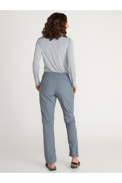 Women's BugsAway Damselfly Pants, Platinum, medium