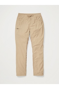 Women's BugsAway Damselfly Pants - Petite, Tawny, medium