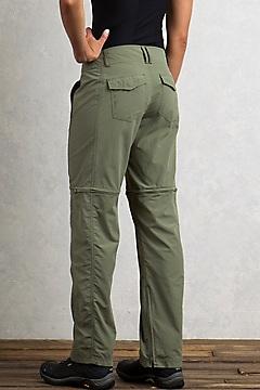 Women's BugsAway Sol Cool Ampario Convertible Pants, Tawny, medium