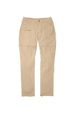 Women's BugsAway Petra Convertible Pants, Tawny, medium