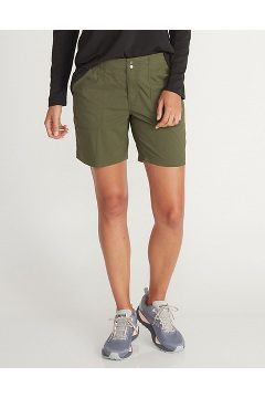 Women's Vianna 7'' Shorts, Nori, medium