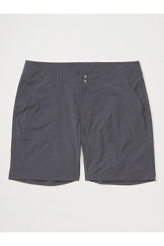 Women's Vianna 7'' Shorts, Carbon, medium