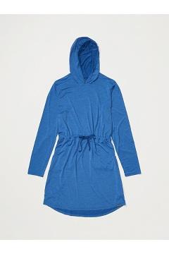 Women's BugsAway Sol Cool Kaliani Dress, Admiral Blue Heather, medium