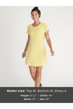 Women's BugsAway Wanderlux Tavira Dress, Herbal Mist, medium
