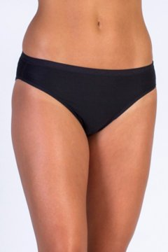 Give-N-Go Bikini Brief, Black, medium