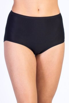 Give-N-Go Full Cut Brief, Black, medium