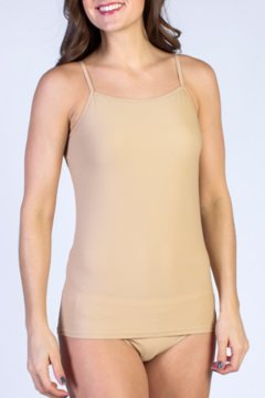 Give-N-Go Shelf Bra Camisole, Nude, medium