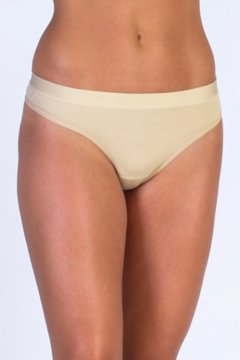Give-N-Go Sport Mesh Thong, Nude, medium