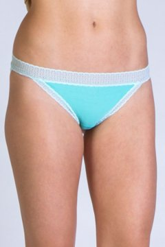 Give-N-Go Lacy Low Rise Bikini Brief, Isla, medium