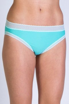 Give-N-Go Lacy Bikini Brief, Isla, medium